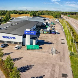 Volvo Truck Center Enköping