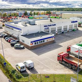 Volvo Truck Center Jordbro