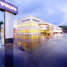 Volvo Truck Center Kungens Kurva