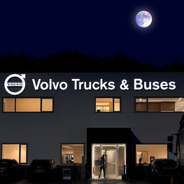 Volvo Truck Center Mölndal